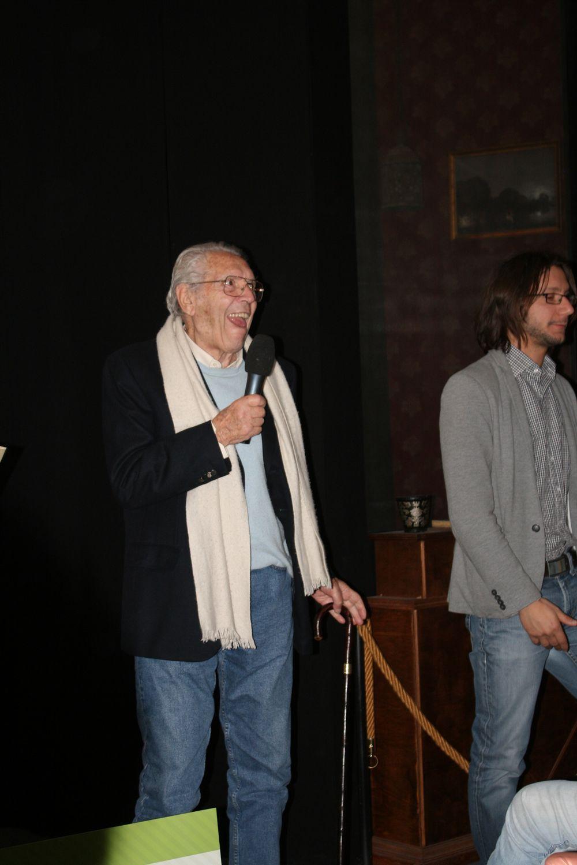 Mario Maldesi al Festival, Aprile 2011